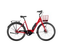 Elcykel Ecoride Ambassador 28 AXS M-8 E6 Dam röd