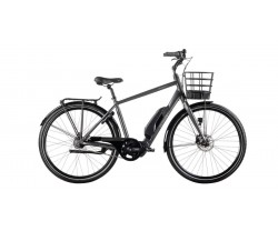 Elcykel Ecoride Ambassador 28 HS M-5 E6 grå