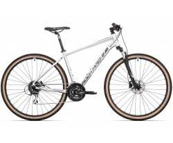 Rock Machine Crossride 300 Gloss/Silver/Black