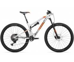 Rock Machine Blizzard XCM 70-29 silver/orange/svart