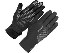 Pyöräilyhanskat Gripgrab Ride Waterproof Winter Musta