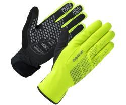 Handskar GripGrab Ride Waterproof Winter Hi-Vis Gul