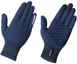 Handskar GripGrab Primavera Merino II mörkblå
