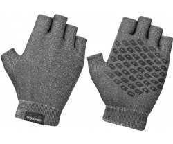 Handskar GripGrab Freedom Knitted grå