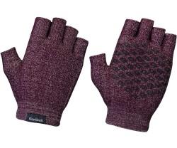 Handskar GripGrab Freedom Knitted mörkröd