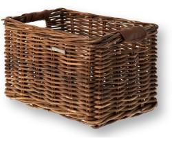 Cykelkorg Basil Dorset M fram brun