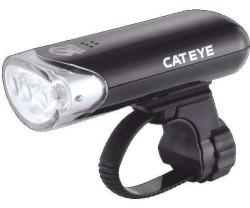 Framlampa Cateye HL-EL135 svart