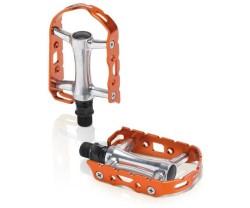 Pedaler XLC PD-M15 silver/orange