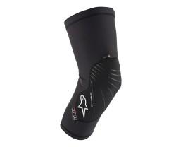 Knäskydd Alpinestars Paragon Lite Knee Protector CE-certifierad svart