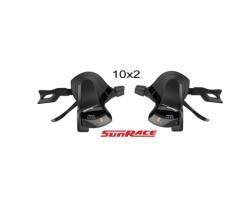 Växelreglage Sunrace MS10 Trigger 10 växlar bak höger