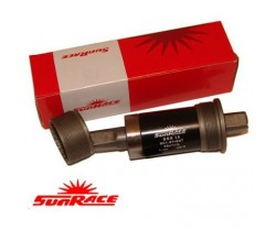 "Vevlager Sunrace fyrkantsaxel 68 x 116 mm BC 1.37"" x 24T gänga"