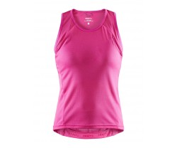 Linne Craft Summit Singlet dam rosa