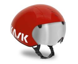 Cykelhjälm Kask Bambino Pro röd