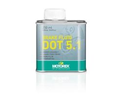 Jarruneste Motorex DOT 5.1 purkki 250 ml