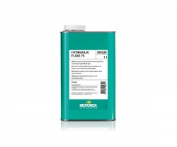 Hydraulineste Motorex 1 litra (ei Shimano-jarruille)
