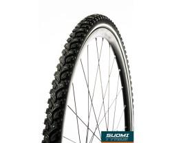 """Dubbdäck Suomi Tyres Kide W106 Reflex 622-37 (28 x 1.37"""")"""