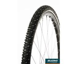 """Dubbdäck Suomi Tyres Routa TLR W248 Reflex 622-42 (28 x 1.60"""")"""