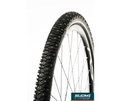 "Dubbdäck Suomi Tyres Routa TLR W244 E-Bike Reflex 622-35 (28 x 1.35"")"