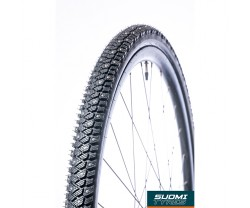 "Dubbdäck Suomi Tyres Routa TLR W248 E-Bike Reflex 622-42 (28 x 1.60"")"