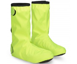 Skoöverdrag Gripgrab Dryfoot Waterproof Everyday Shoe Covers 2 Yellow Hi-Vis