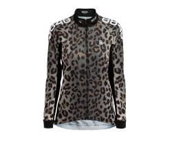 Tröja 8848 Cherie dam leopard