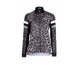 Jacka 8848 Cherie W Bike Jacket Dam Leopard
