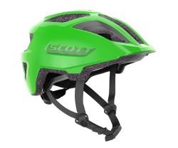 Cykelhjälm Scott Spunto Junior Plus grön