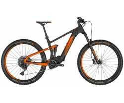 Bergamont E-Trailster Pro svart/orange