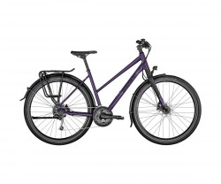 Hybridcykel Bergamont Vitess 6 Lady Lila