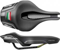 Sadel Selle Italia Iron Tekno Flow small svart