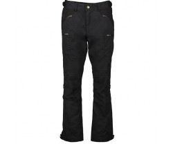 Byxor Nordfjell Womens Outdoor Pro Pant Black