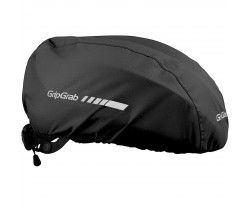 Hjälmöverdrag Gripgrab Waterproof Helmet Cover Black