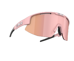 Cykelglasögon Bliz Matrix Matt Powder Pink S