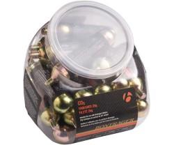 Hiilidioksidipatruuna Bontrager Co2 Kierteillä 25 G 20-Pack