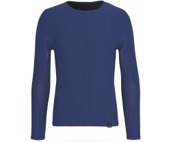 GripGrab Freedom Seamless Thermal Base Layer LS mørkblå