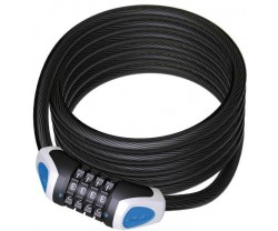 Vajerlås XLC LO-L11 10 x 1850 mm svart