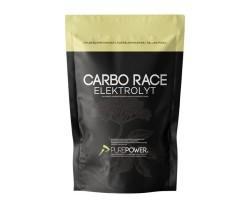 Sportdryck PurePower Carbo Race Electrolyte 1kg fläder