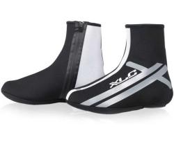 Skoöverdrag XLC BO-A03 svart/vit/grå