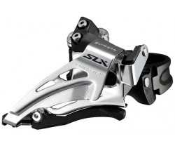 Framväxel Shimano SLX FD-M7025 2 växlar low clamp down pull