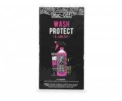 Rengöringsmedel MUC-OFF Wash Protect and Dry Lube Kit