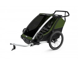Cykelvagn Thule Chariot Cab2 CypresGreen