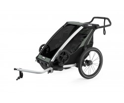 Cykelvagn Thule Chariot Lite1 Grå