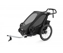 Cykelvagn Thule Chariot Sport 1 Black