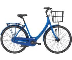 Naisten pyörä Blue Winther 4 7-vaihteinen sininen