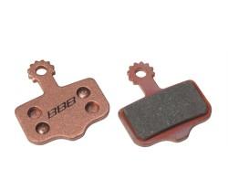 Bremsekloss Bbb Discstop 441s Metallic 1 Par