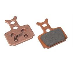 Bremsekloss Bbb Discstop 67s Metallic 1 Par