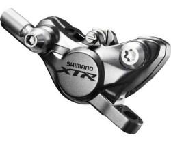 Skivbromsok Shimano XTR BR-M9000 grå resinbelägg