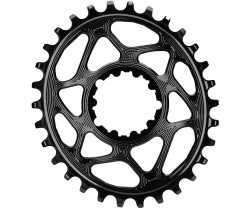 Drev AbsoluteBlack Oval Boost 148 SRAM direct mount 9-12 växlar 30T svart