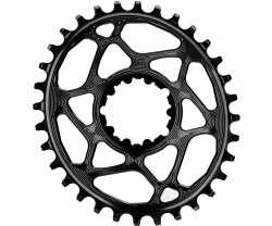 Drev AbsoluteBlack Oval Boost 148 SRAM direct mount 9-12 växlar 32T svart