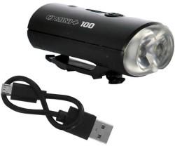 Framlampa OXC 2 LED 100 Lumen USB